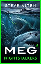 MEG: Nightstalkers (Megalodon Book 5) (English Edition)