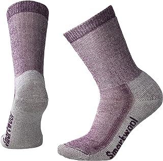 Medium Crew - Calcetines de Senderismo para Mujer, Color púrpura