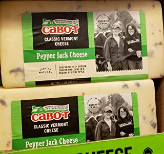 cabot pepper jack cheese
