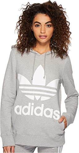 Hood adidas Originals Gray Hoodies & Sweatshirts + FREE SHIPPING