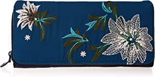 Desigual Accessories Fabric Long Wallet, Largo Walet. para Mujer