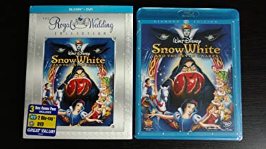 Snow White and the Seven Dwarfs - Royal Wedding Collection Slip Cover Diamond Edition Combo Live