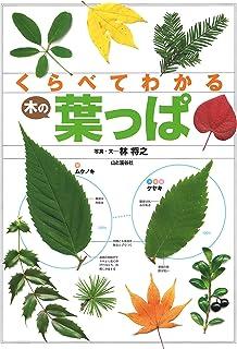 くらべてわかる木の葉っぱ  550種類の葉っぱのちがいが一目瞭然! (くらべてわかる図鑑)