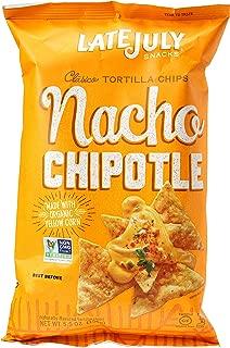 Late July Nacho Chipotle Tortilla Chips, 5.5 oz