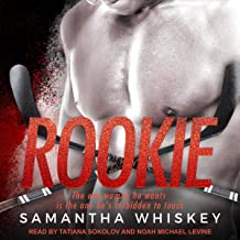Rookie: Seattle Sharks Series, Book 4