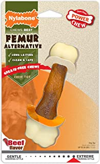 Nylabone Power Chew DuraChew Femur Bone Rawhide Alternative Dog Chew Toy