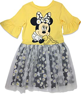 minnie mouse yellow dress