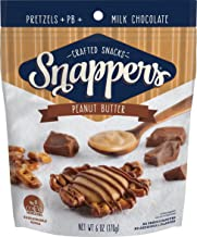 Snappers Peanut Butter, 6 Ounce