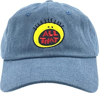 SYWHPS All That Hat Dad Cap 90s Baseball Adjustable Strapback