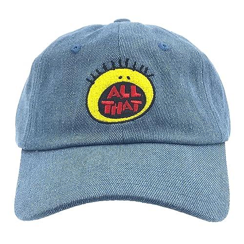 95d536bf SYWHPS All That Hat Dad Cap 90s Baseball Adjustable Strapback