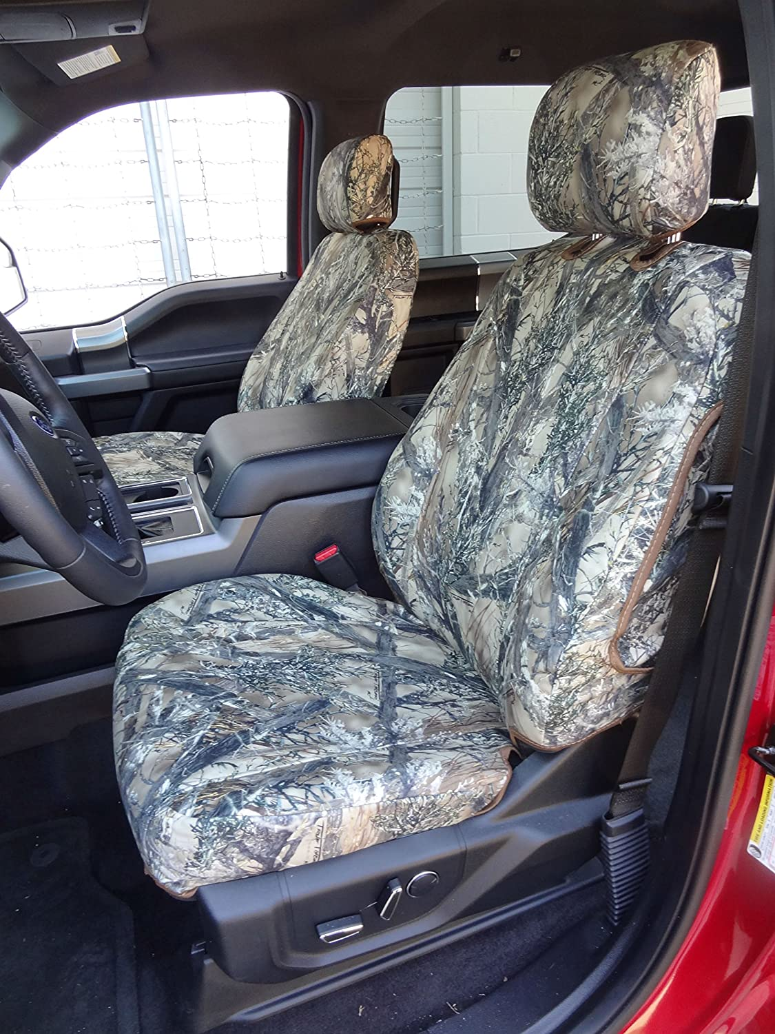 Dallas Mall Factory outlet Durafit Seat Covers Waterproof Camo Endura 2015 with Compatible