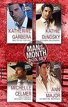 Man Of The Month Bundle - 4 Book Box Set (Black Gold Billionaires 1)