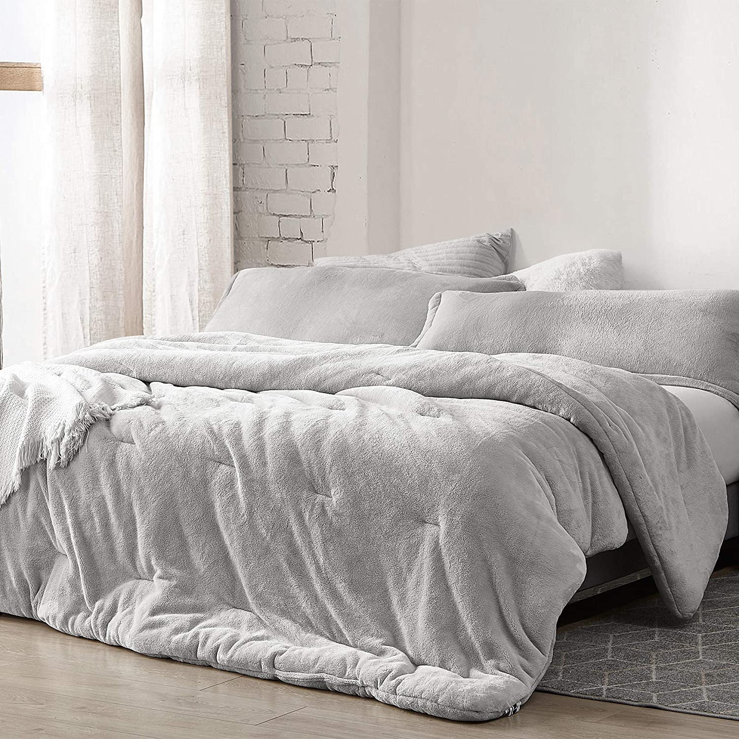 Byourbed Coma Inducer Oversized お金を節約 King - 卸直営 Comfy Sooo Comforter Me