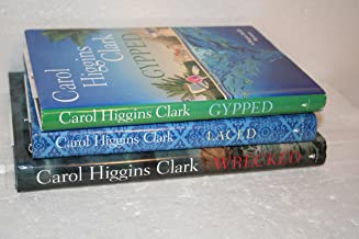 Carol Higgins Clark 3-book set: Laced; Gypped & Wrecked