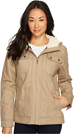 Cinch - Hooded Canvas Jacket
