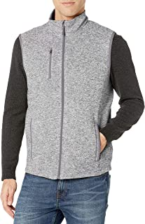 Charles River Apparel Men's Pacific Sweater Fleece Vest