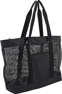 Best black mesh tote bag Reviews
