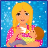 soin de bébé fou - maman et papa