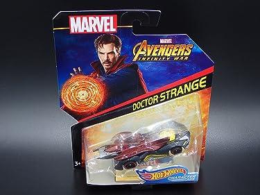Hot Wheels Marvel Character Car Doctor Strange (Infinity War) Die-Cast Vehicle