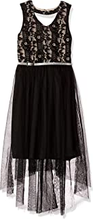 Beautees Big Girls' Maxi Dress