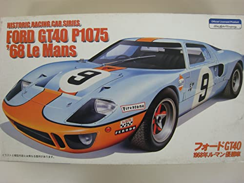 muy popular Fujimi - Ford Ford Ford GT-40 Le Mans (japan import) (japan import)  para mayoristas