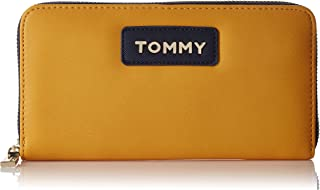 Tommy Hilfiger Women's Wallet (Yellow) (Numbers 2)
