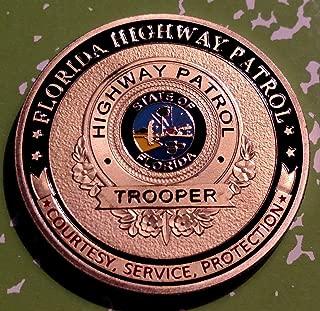 florida state trooper badge