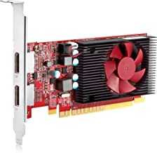 HP 3MQ82AA AMD Radeon R7 430 - Graphics Card - Radeon R7 430-2 GB GDDR5 - PCIe 3.0 x16 Low Profile - DisplayPort - for Eli...