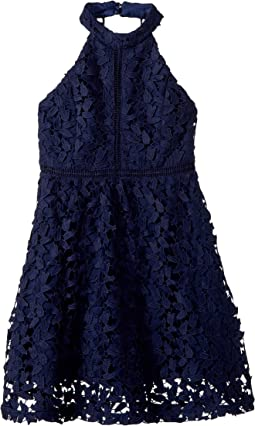 Bardot Junior Gemma Halter Dress (Big Kids)