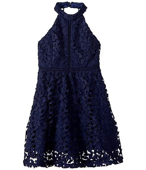 Bardot Junior Gemma Halter Dress (Big Kids) at 6pm 919f24aa5