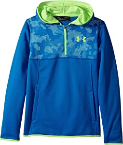 Armour Fleece 1/4 Zip Hoodie (Big Kids)