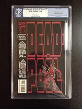 Deadpool - Circle Chase #1 Vol 1 1993 PGX 9.8 NM 1st Weasel! 1st solo Deadpool!