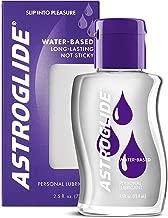 アストログライド 2.5oz(74ml)水溶性潤滑ゼリー