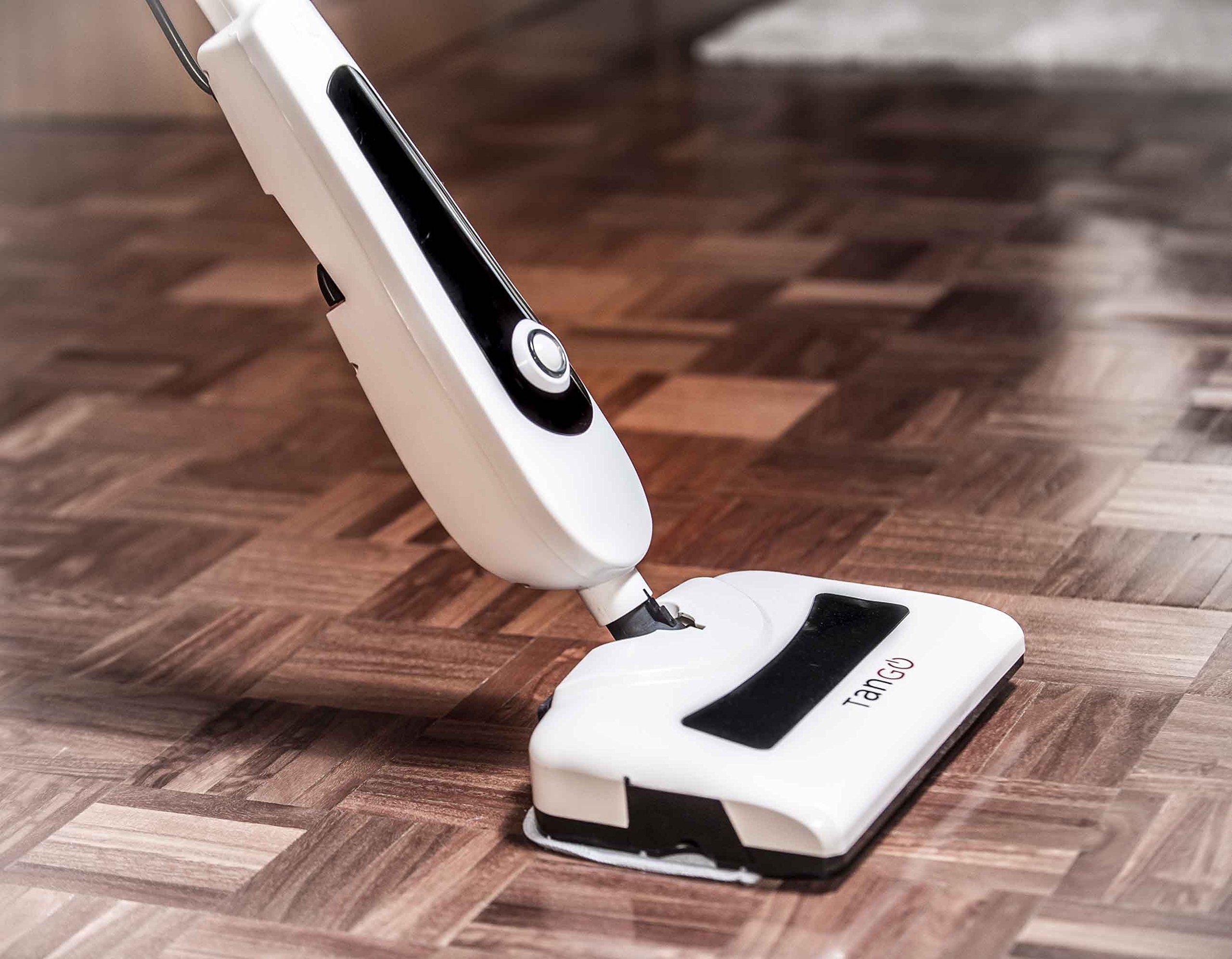 Tango Sweeper & Mop un 2 en 1 Que Barre y friega de una Sola ...