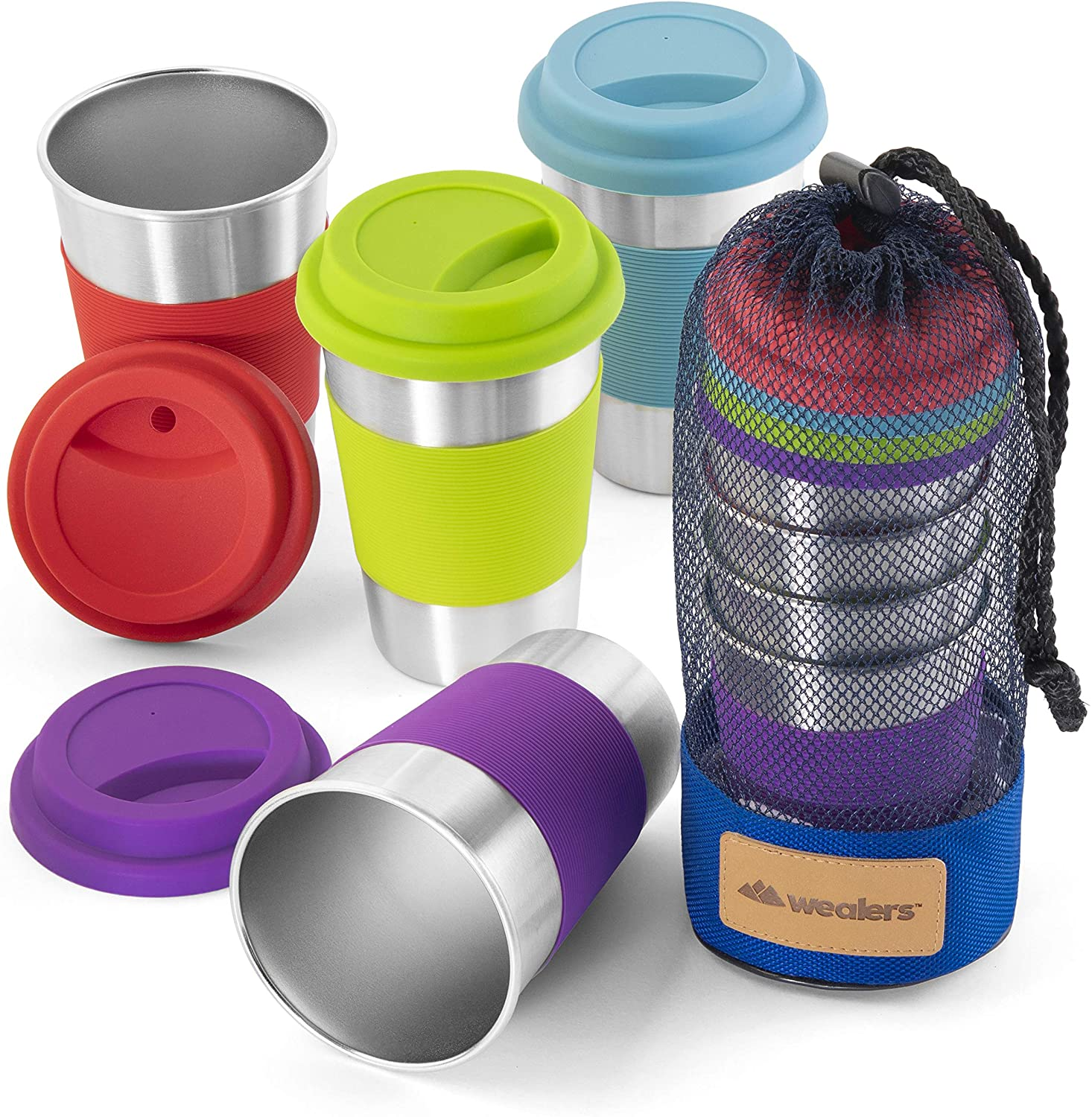 Stainless Steel Cup Tumbler Set Cold Store Drinkin Good for Super special price Drink Cups