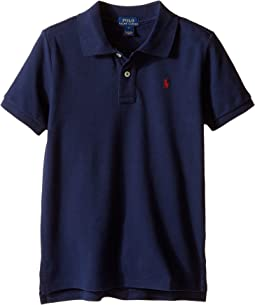 Polo Ralph Lauren Kids Basic Mesh Polo (Little Kids/Big Kids)