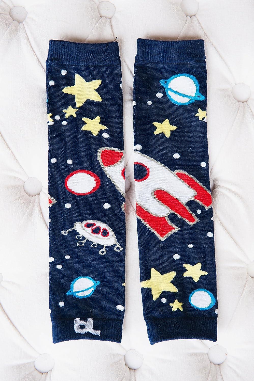 Baby Leggings Leg Warmers (Rocket)