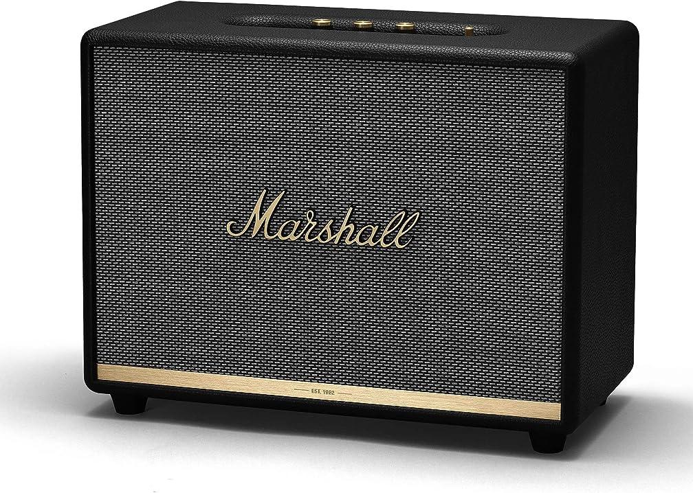 Marshall woburn ii altoparlante bluetooth portatile stereo, 130 w, nero 1001904
