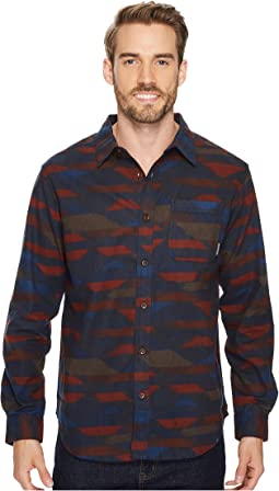 Boulder Ridge Printed Long Sleeve Shirt