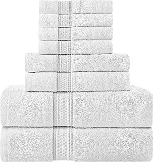 Utopia Towels - Juego de toallas; 2 toallas de baño, 2