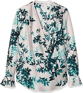 PEDRO DEL hierro 女式 blusa estampada 女衬衫