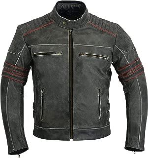 leather motor bike jackets