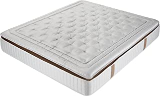 Farmades - Terapia del riposo Colchón individual Memory SuperTopper, 80 x 190 cm, con topper de Memory tejido raso 100% y una almohada de espuma viscoelástica de regalo.