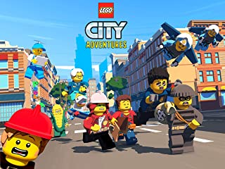 LEGO® City Adventures، الموسم الأول