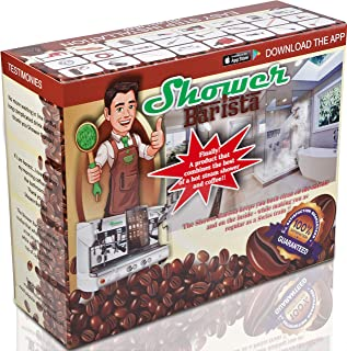 Prank Gift Boxes, Inc. Shower Barista! Prank Box for Adult or Kids! Empty Prank Pack/Gag Box for Fun Present Giving! The Joke Box for Lovers of Funny Gag Gifts and Funny Pranks