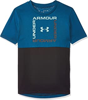 Under Armour Boys Sportstyle Short Sleeve Tees And T-Shirts