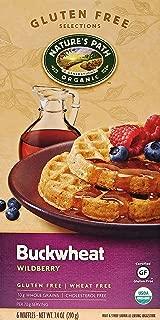 Nature's Path Buckwheat Wildberry Waffle, 7.5 oz (Frozen)