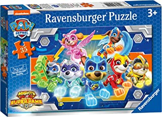 Ravensburger UK 5051 Ravensburger Paw Patrol Mighty Pups 35pc Jigsaw Puzzle,