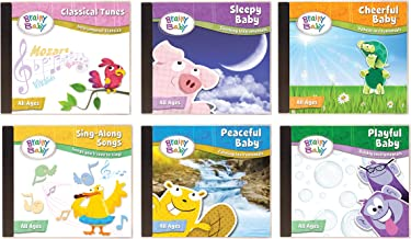 Brainy Baby Music CDs Complete Collection of 6