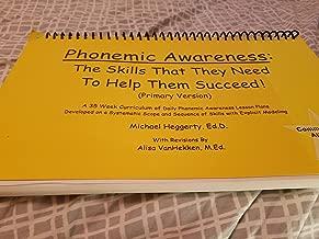 phonemic awareness the skills they need